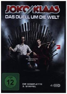 Joko gegen Klaas - Das Duell um die Welt - Staffel 3