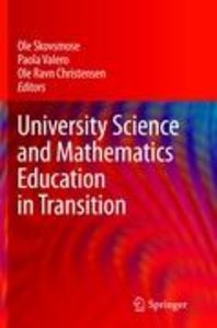 University Science and Mathematics Education in Transition