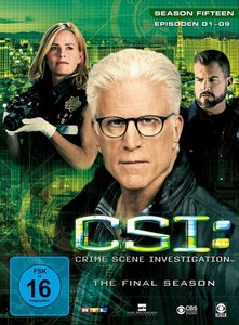CSI: Las Vegas-Season 15.1