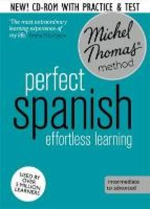 Perfect Spanish with the Michel Thomas Method