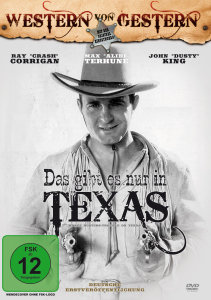 Das gibt es nur in Texas (DVD)