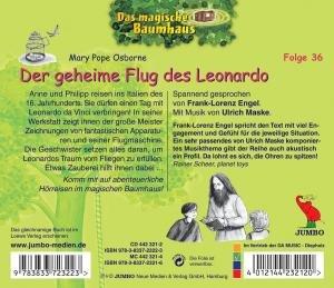 Das magische Baumhaus 36. Der geheime Flug des Leonardo