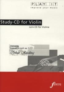 Concerto op. 7, e-moll
