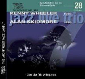 Jazz Live Trio-Concert Series.Vol.28 (Swiss Ra