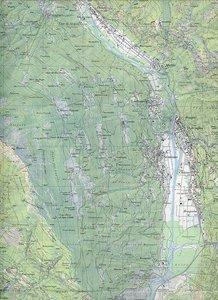 Swisstopo 1 : 25 000 Biasca