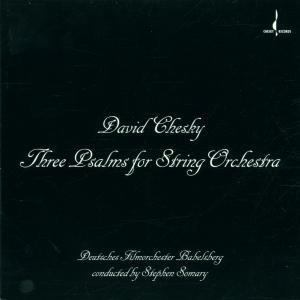 3 Psalmen Für Streichorchester