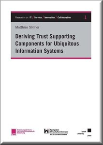 Deriving Trust Supporting Components for Ubiquitous Information