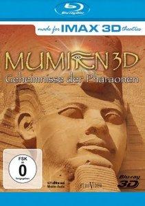 IMAX(R): Mumien 3D (Blu-ray 3D)