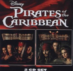 Pirates Of The Caribbean 1+2
