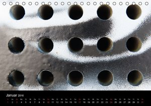 Graffiti Close-ups (Tischkalender 2016 DIN A5 quer)