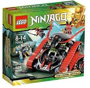 LEGO® Ninjago 70504 - Garmatron
