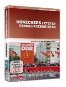 Honeckers letzter Republikgeburtstag