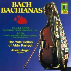 Bach/Villa-Lobos:Chaconne/Air/