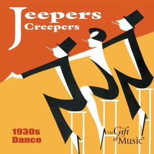 Jeepers Creepers-Tanzmusik Der 1930er Jahre