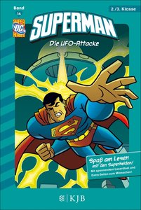 Superman 14: Die UFO-Attacke