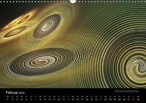 unbekannte Welten (Wandkalender 2016 DIN A3 quer)