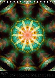 Mandala - Esoterik & Meditation / CH-Version (Tischkalender 2016