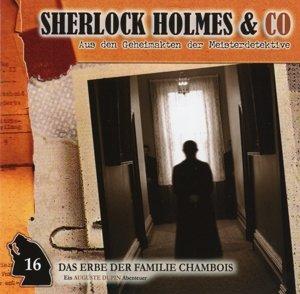 Sherlock Holmes und Co. 16. Das Erbe der Familie Chambois