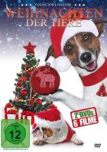 Weihnachten der Tiere (DVD)