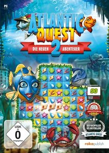 Atlantic Quest 2 - Die neuen Abenteuer