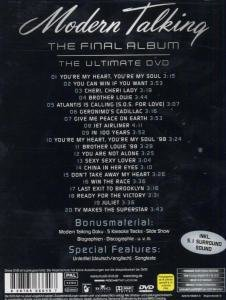 Modern Talking - The Final Album - The Ultimate DVD