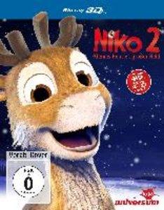Niko 2-Kleines Rentier,großer Held BD