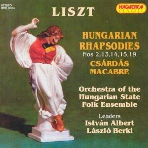 Ungarische Rhapsodien