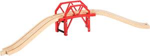 BRIO 33699000 Bahnbrücke mit Auffahrten