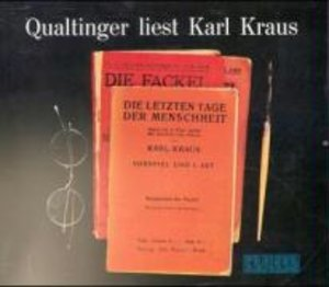 Die letzten Tage der Menschheit. 4 CDs