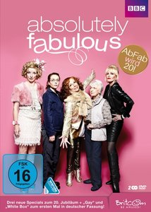 Absolutely Fabulous-AbFab Wird 20!
