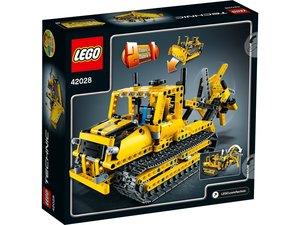 LEGO® Technik 42028 - Bulldozer, 2-in-1-Modell