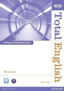 New Total English Upper Intermediate Workbook without Key and Au
