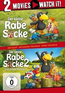 Der kleine Rabe Socke & Der kleine Rabe Socke 2 - Das große Renn