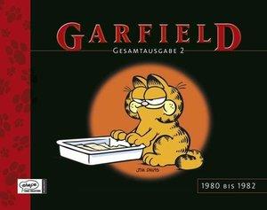 Garfield Gesamtausgabe 02