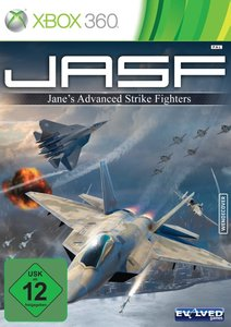 Janes Advanced Strike Fighters (XBox360) (USK)