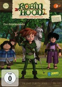 (3)DVD TV-Das Pferderennen
