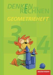 Denken und Rechnen. Geometrieheft Klasse 3 / 4.