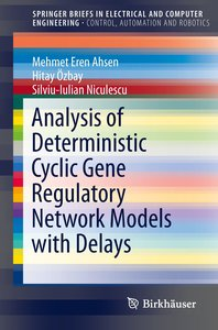 Analysis of Deterministic Cyclic Gene Regulatory Network Models