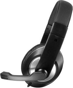 Speedlink THEBE CS Stereo Headset, Kopfhörer, schwarz