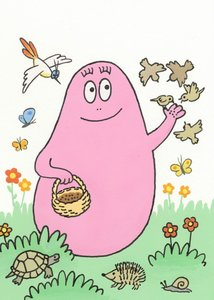 Barbapapa Komplettbox (Jumbo Amaray)