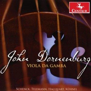 John Dornenburg,Viola da gamba