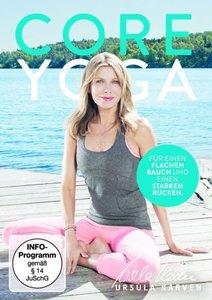 Core Yoga für einen flachen Bauch und einen starken Rücken