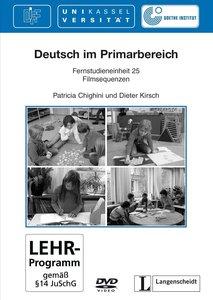 25: Deutsch im Primarbereich - DVD