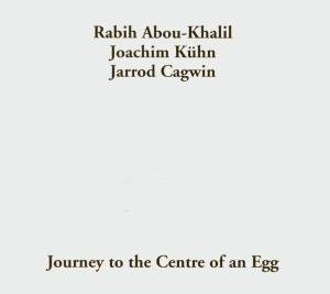 Journey To The Centre Of An Egg
