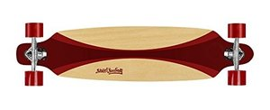 Streetsurfing 500228 - Longboard Freeride 39, Carving Red