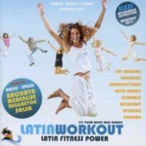 Latin Workout-Latin Fitness Power