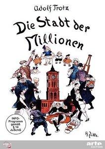 Die Stadt der Millionen. Ein Lebensbild Berlins (1925)