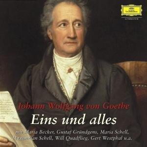 Box Goethe Eins Und Alles