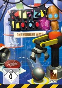 Crazy Robot - one hundred ways. Für Windows Vista/7/8/10