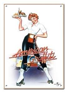 American Graffiti Nostalgie Ed.Replenis